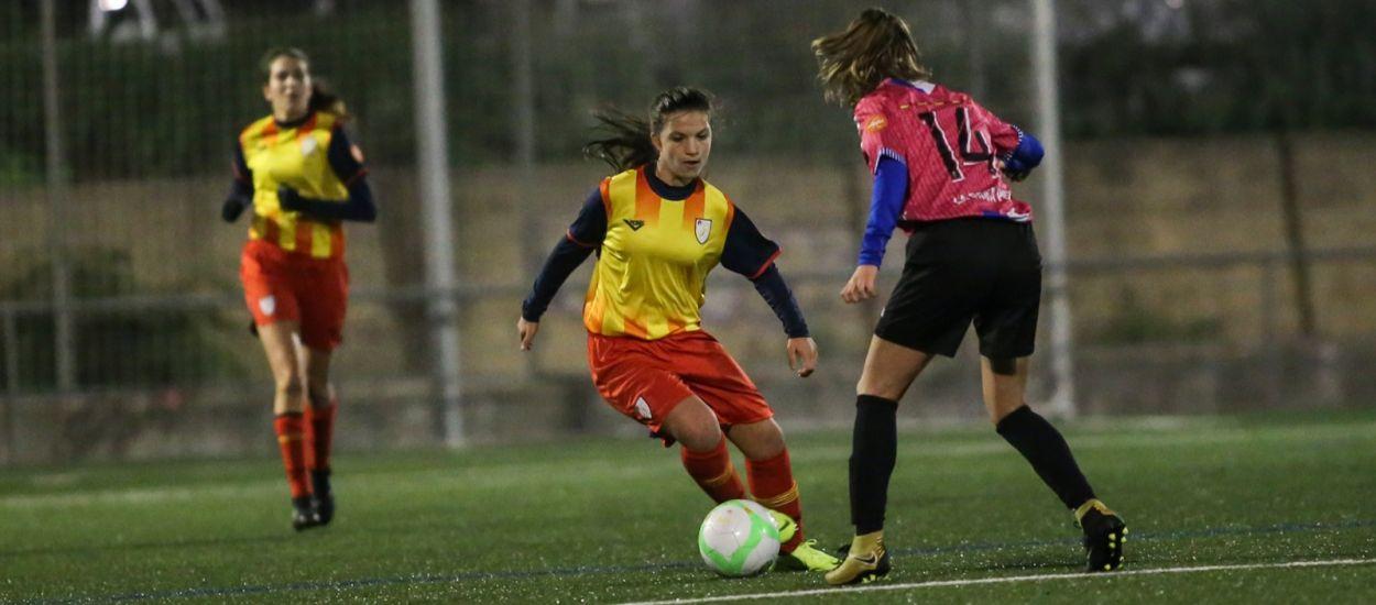 La perseverança dona el triomf a la Selecció Catalana sub 15 femenina
