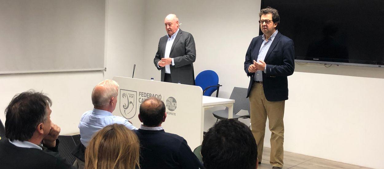 Trobada del president amb els clubs del Vallès Occidental-Sabadell