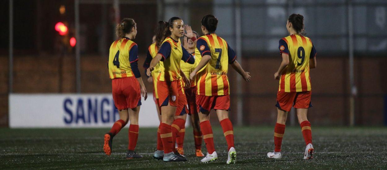 El Municipal de L'Hospitalet de Llobregat, seu de la primera fase del Campionat d'Espanya femení