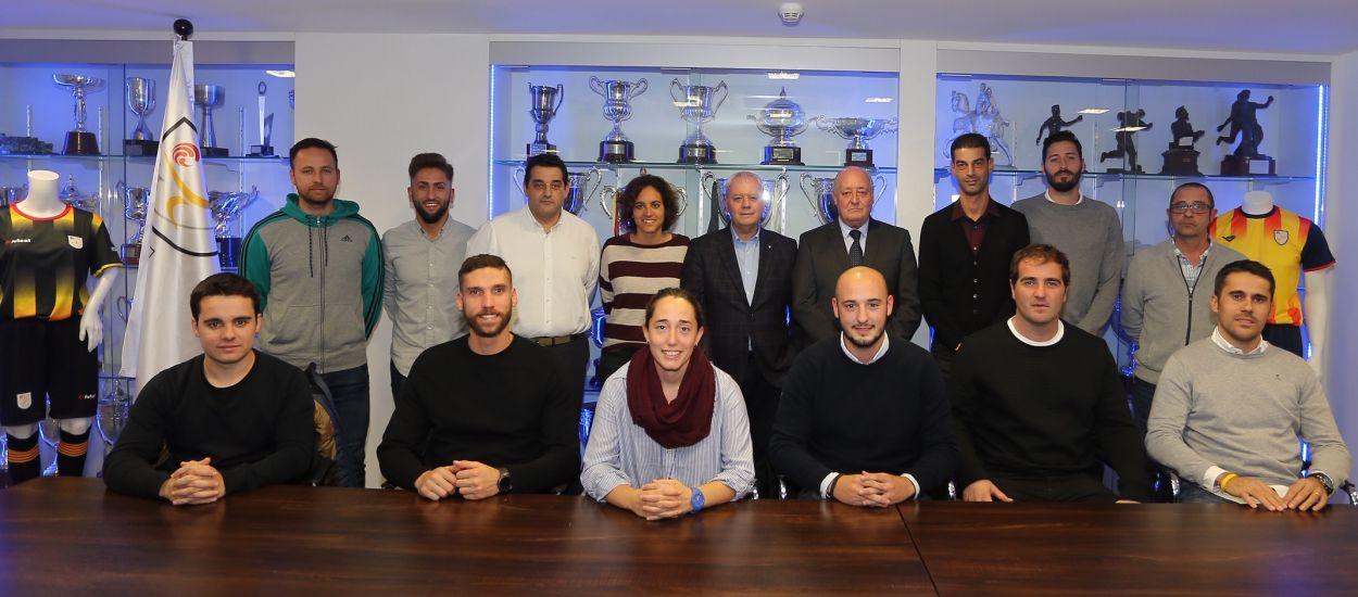 Els seleccionadors catalans del curs 2018-2019