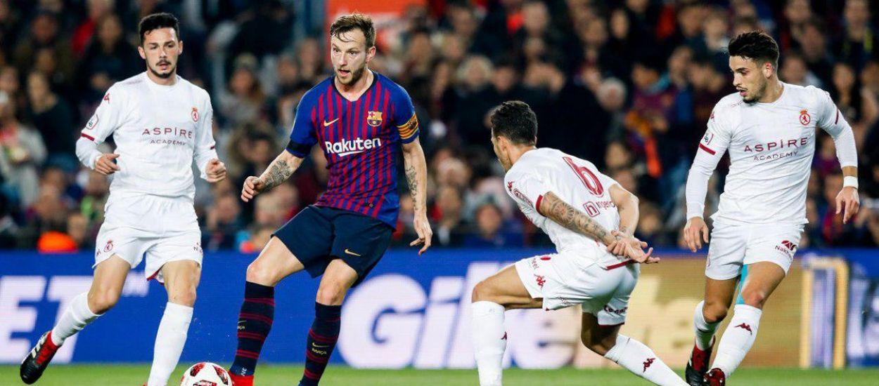 Barça, Espanyol i Girona estaran als vuitens de final de la Copa del Rei
