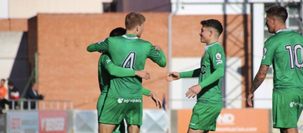 El Cornellà i el Llagostera passen ronda a la Copa Federació