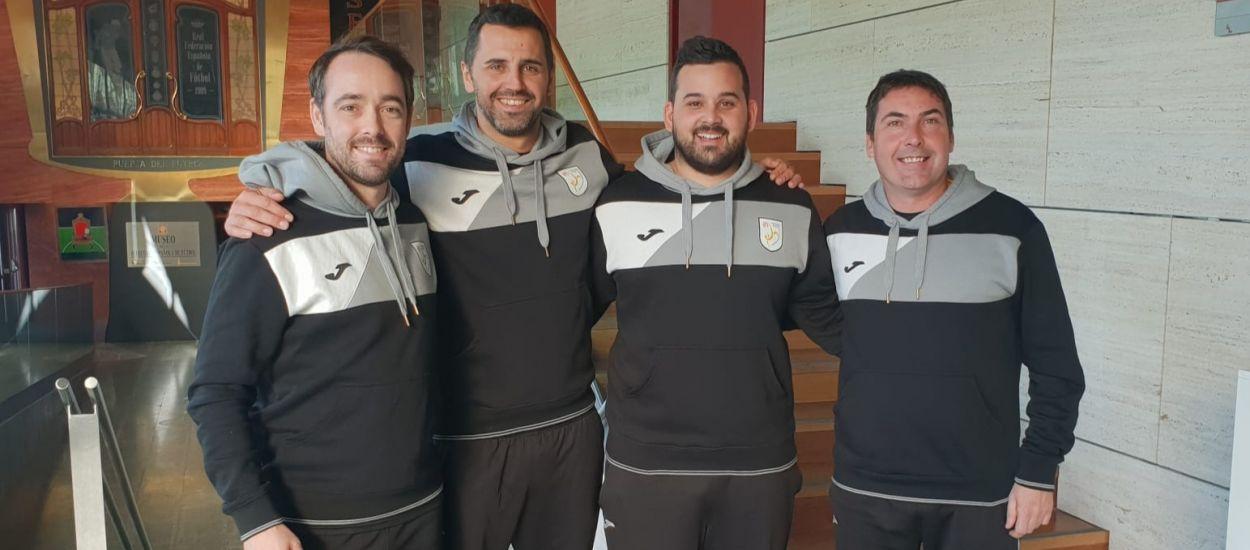 Els Seleccionadors Catalans de futbol sala reben formació a Las Rozas