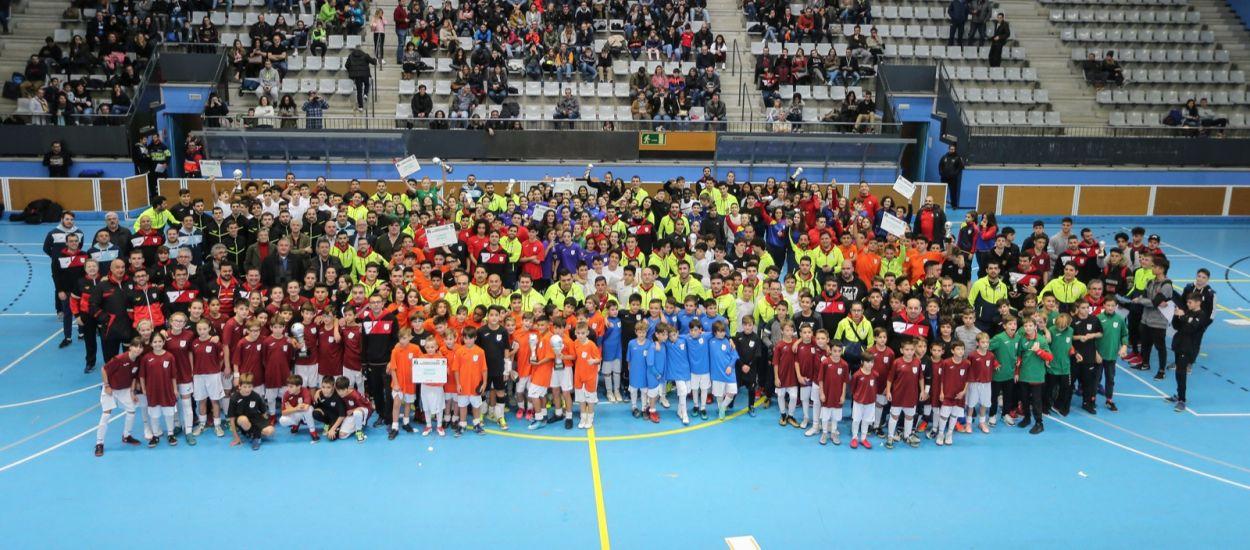 La classificació final de la 8a edició dels Campionats Comarcals