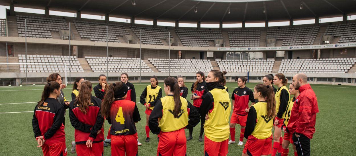 Última sessió abans del Campionat femení