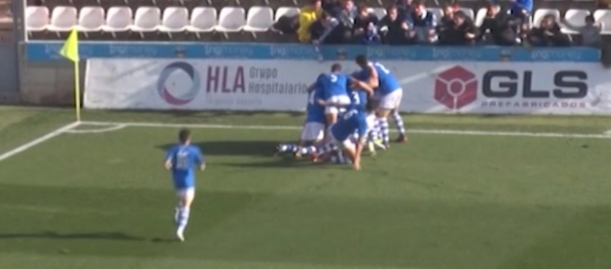 Resum i gols de la jornada 18 de Segona Divisió 'B' (Grup 3)