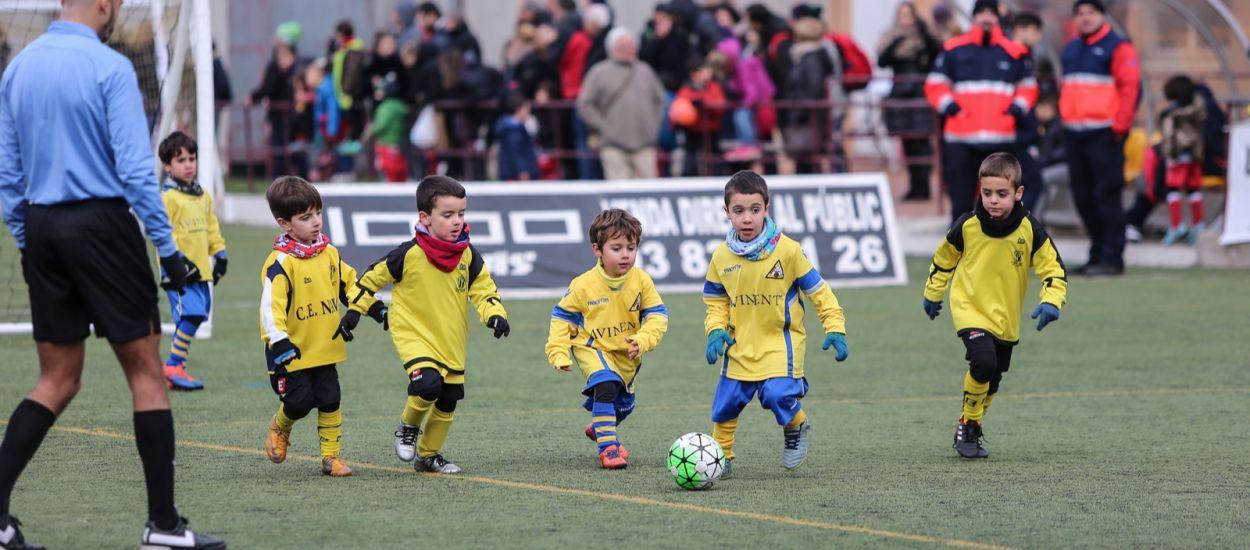Més de 200 nens i nenes en la Trobada de Debutants del Bages-Berguedà-Cerdanya