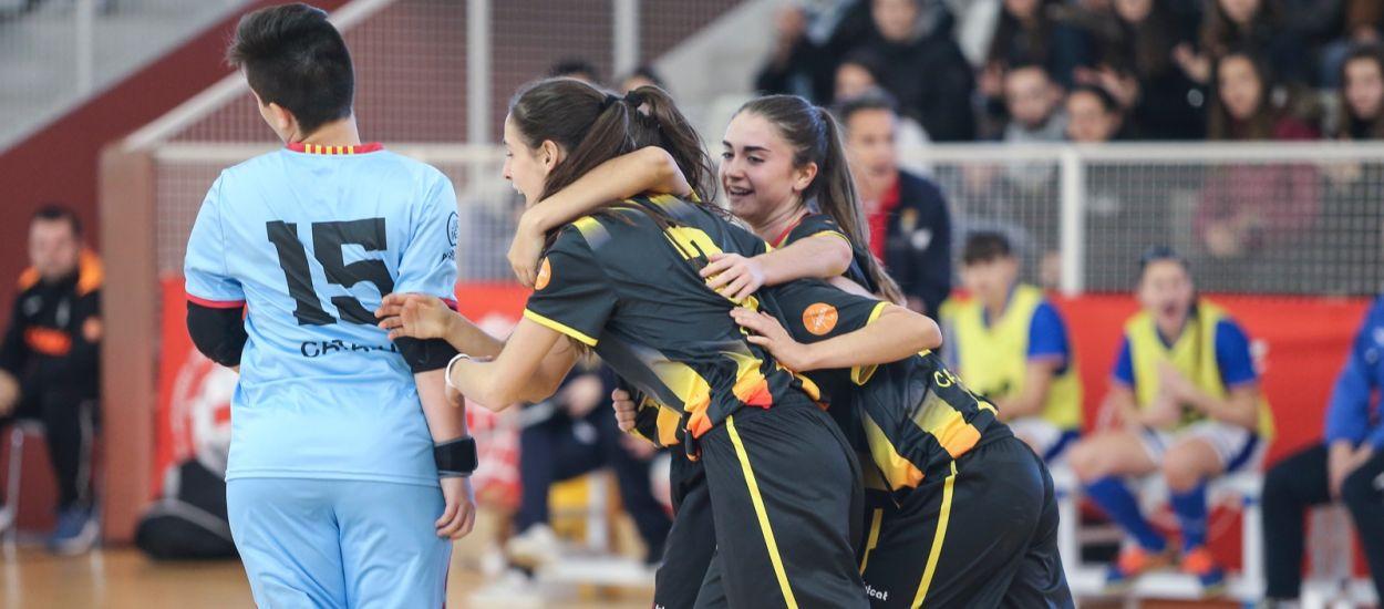 Catalunya supera amb nota la Fase Prèvia del Campionat d'Espanya