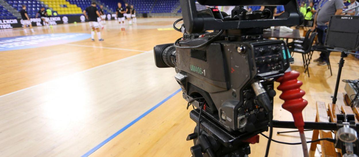 Tornen els partits de la Lliga Catalana de Futbol Sala en directe