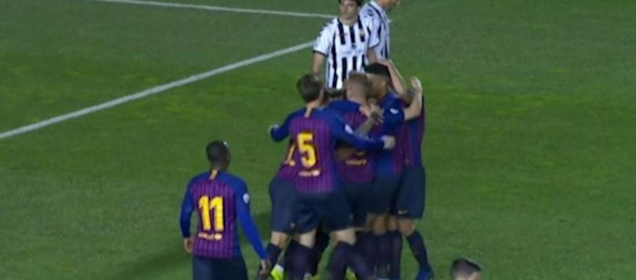 Resum i gols de la jornada 19 de Segona Divisió 'B' (Grup 3)