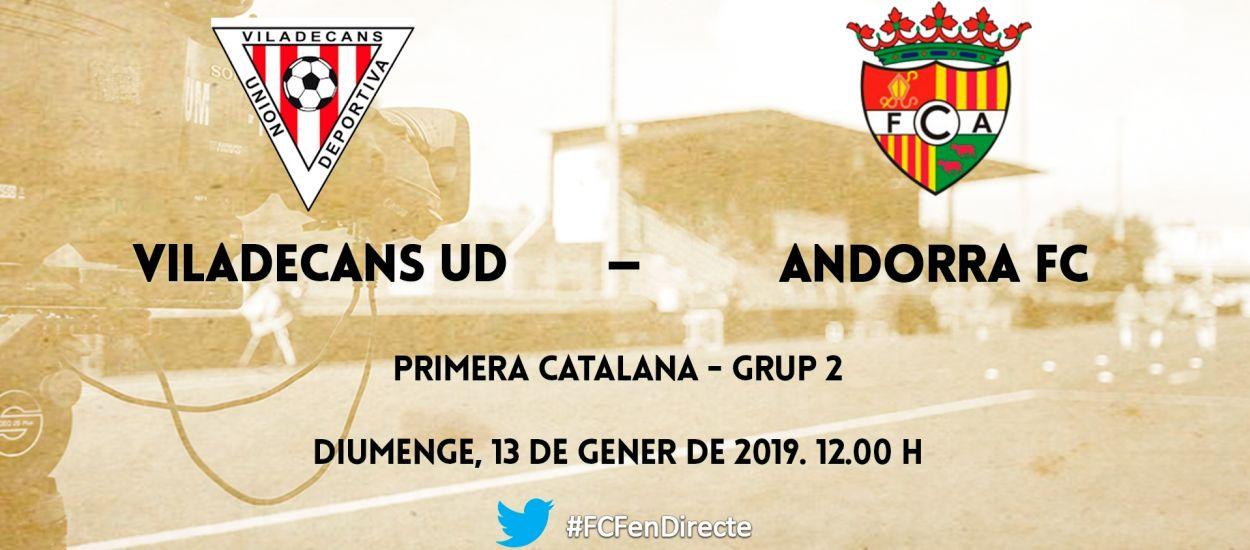 Primer partit en directe del futbol català amateur del 2019