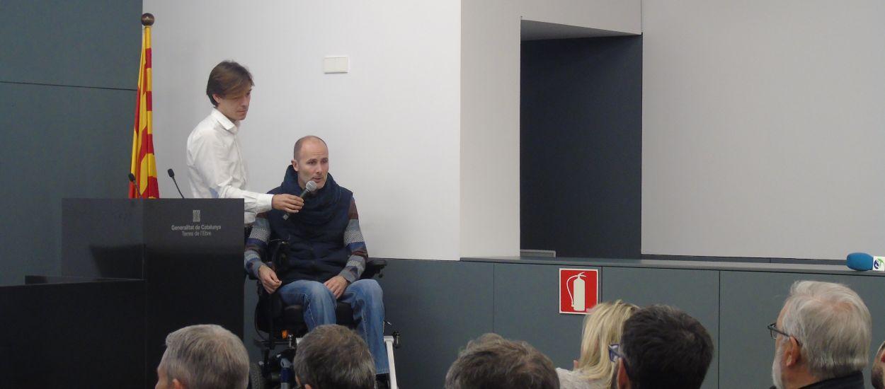 El documental de Raúl Sánchez emociona a Terres de l'Ebre
