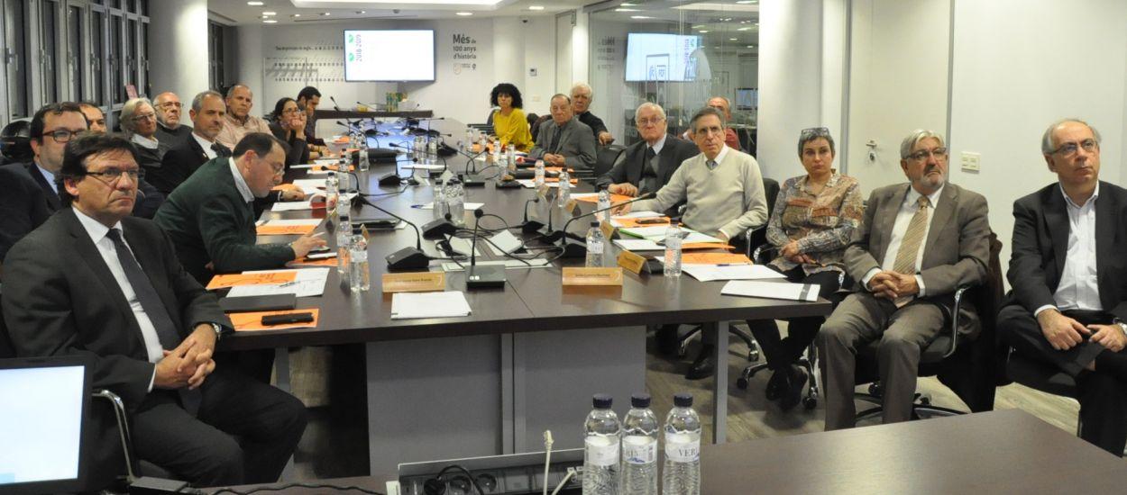El CEEB i el CEBLLOB presenten les seves campanyes a la Comissió d'Ètica Esportiva i Lluita contra la Violència