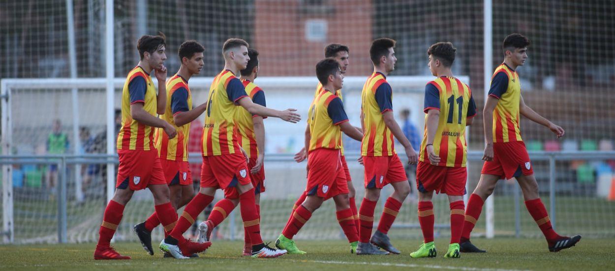 Cinc catalans convocats amb la Selecció Espanyola sub 17 masculina