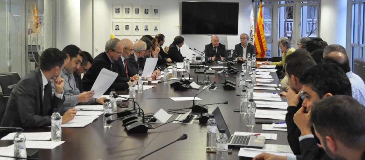 Reunión de los Comités de Disciplina Deportiva de la FCF