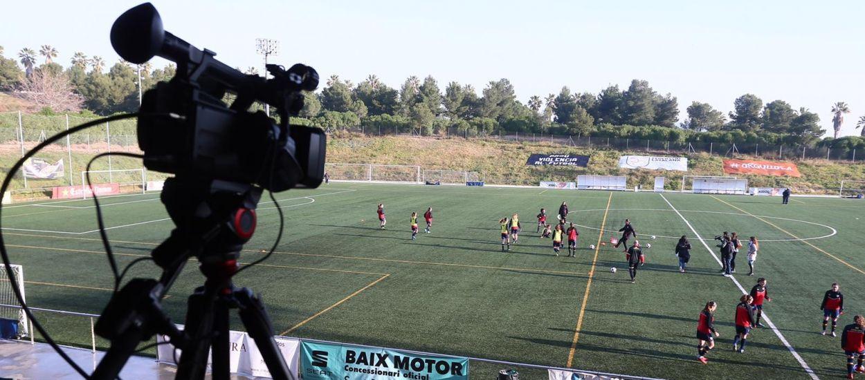 Els partits de Catalunya al Campionat d'Espanya femení, en streaming