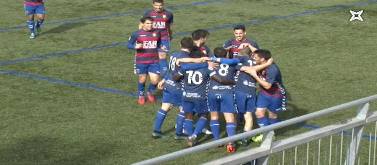 Resum i gols de la Jornada 27 de la Tercera Divisió (Grup 5)