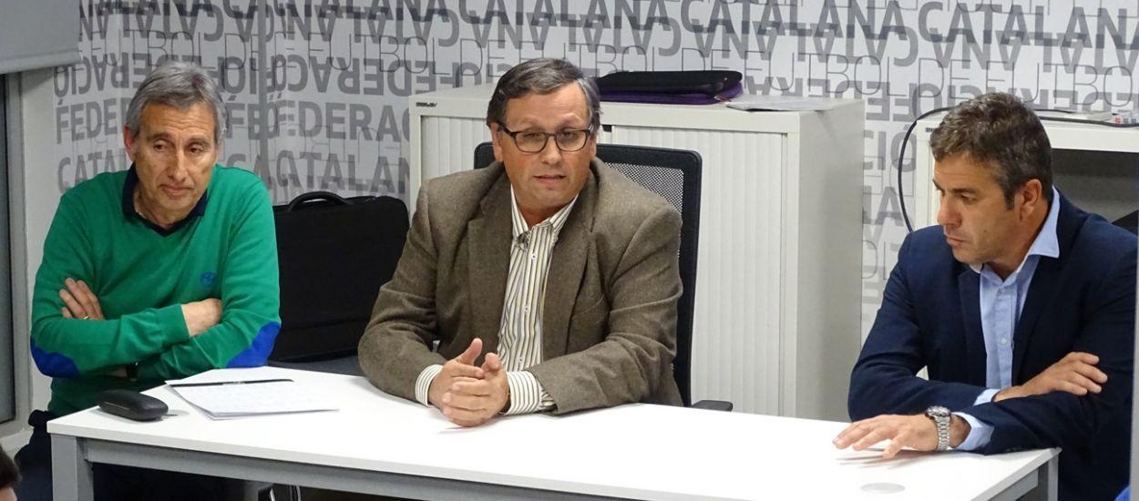 Tarragona alberga una sessió formativa del CTE i l'Escola d'Entrenadors