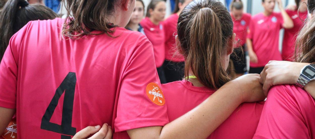 #Orgullosa destina més d'1M€ per segon any al futbol femení català