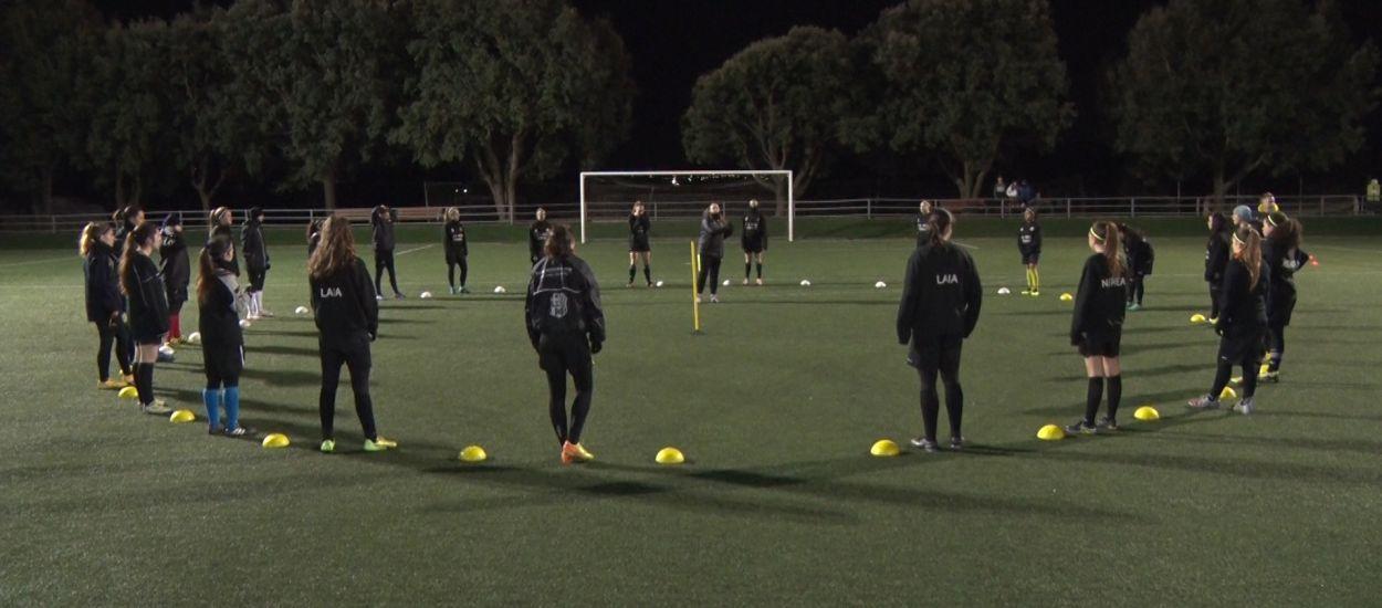 El CE Moià, un club modest que aposta decididament pel futbol femení
