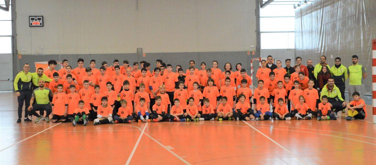 Balaguer vibra amb el Desafiament de Porters de futbol sala