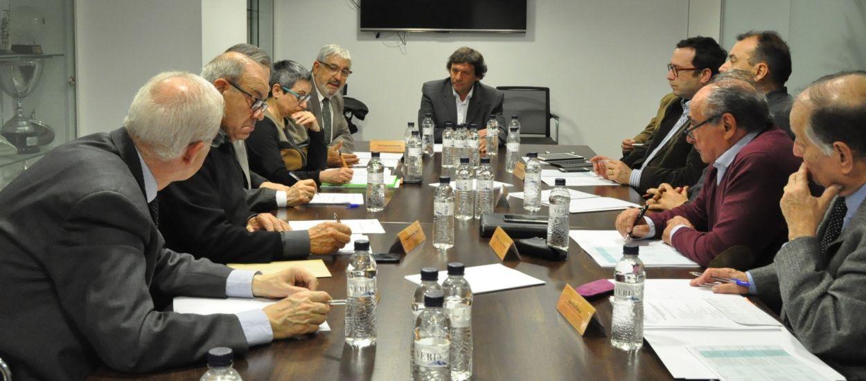 Reunió de la Comissió d'Ètica Esportiva i Lluita contra la Violència