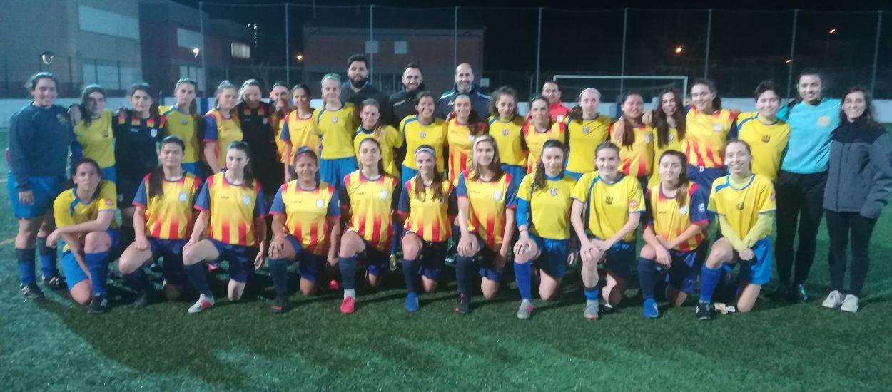 La selecció comarcal del Vallès Oriental s'enfronta al CF Palautordera