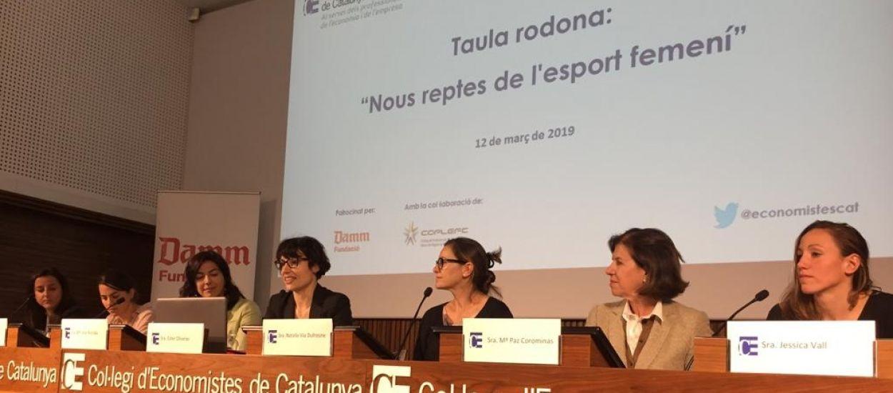 L'FCF, present a la Jornada 'Nous reptes de l'esport femení'