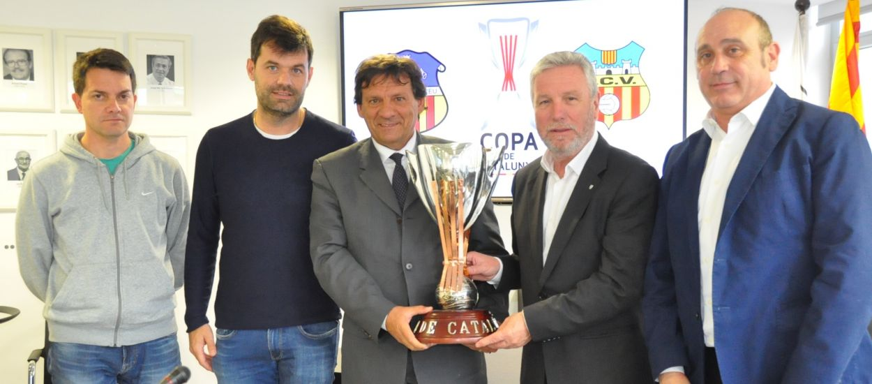 Sant Andreu i Vilafranca jugaran la final de la Copa Catalunya Absoluta l'1 de maig