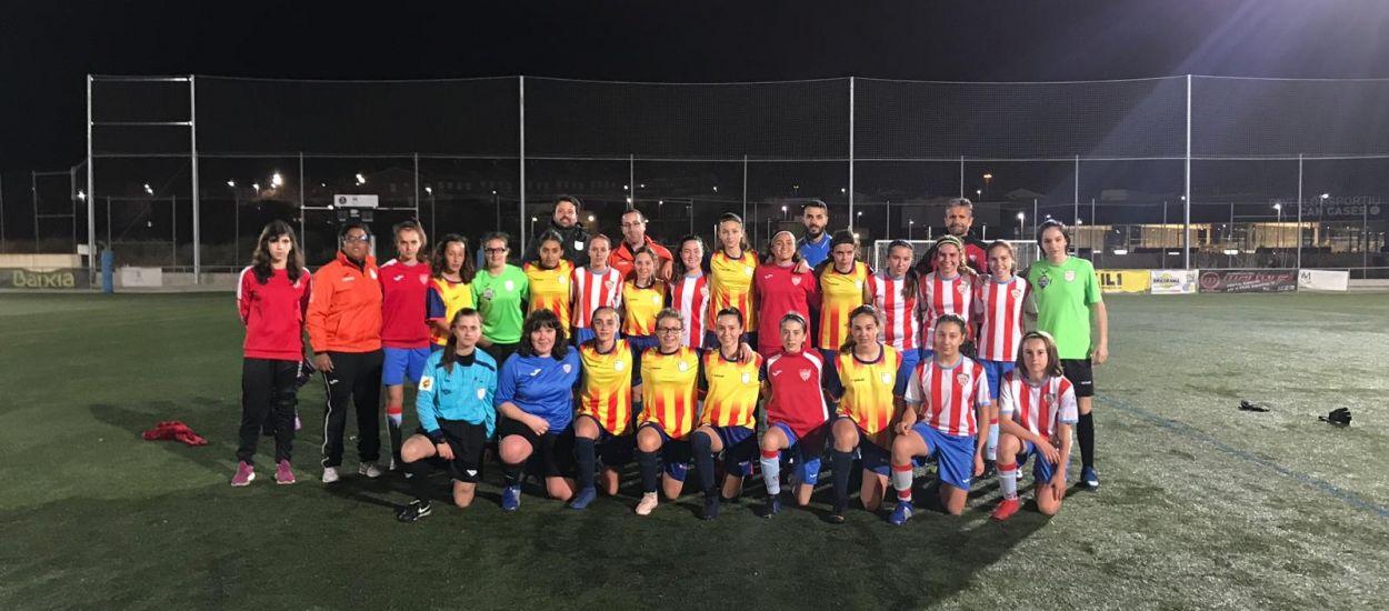 Entrenaments de les seleccions comarcals sub 14 i sub 16 femenines del Baix Llobgregat