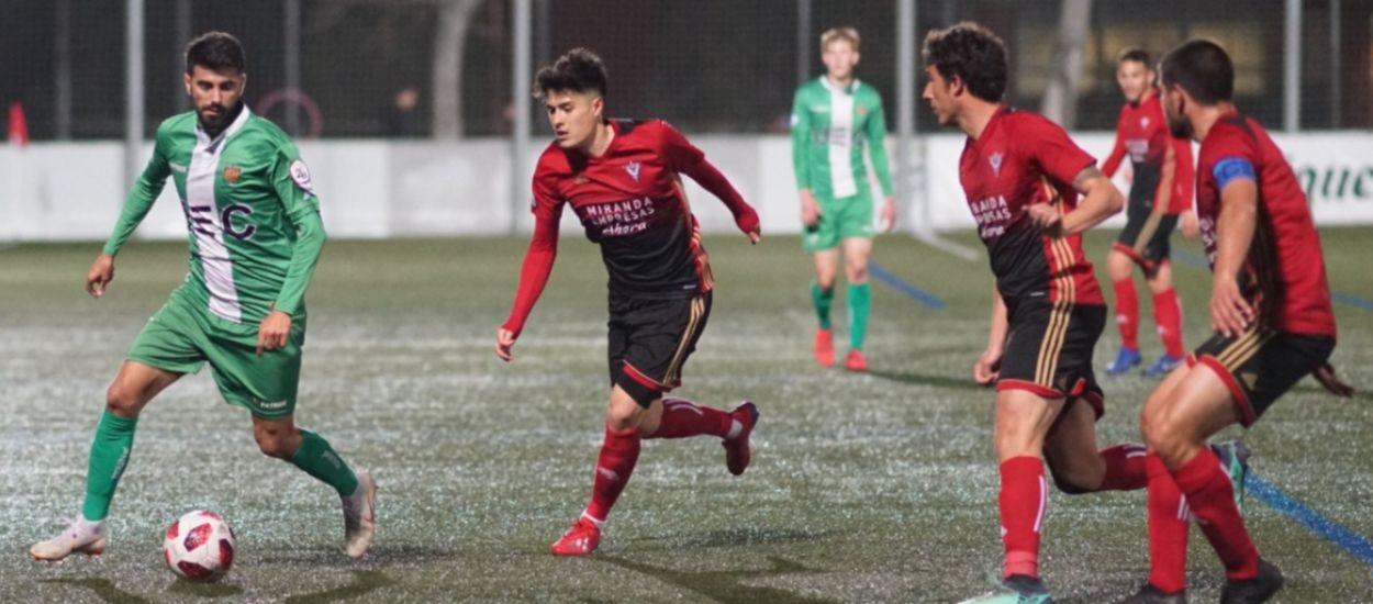 El Cornellà empata davant el Mirandés i es proclama subcampió de la Copa RFEF