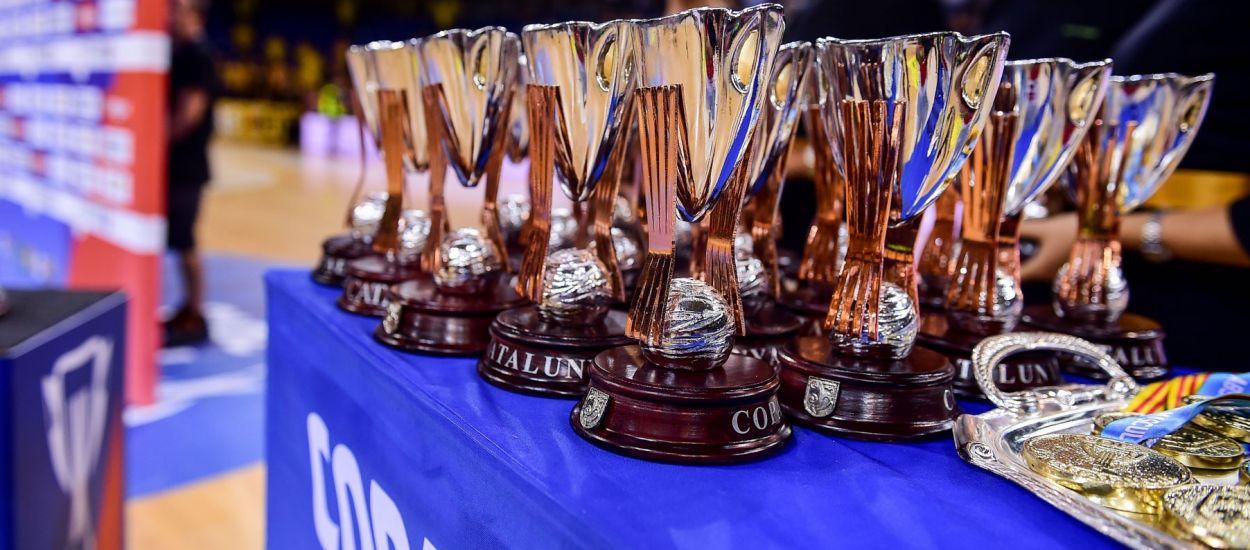 Sortejats i definits els caps de sèrie de la Copa Catalunya de Futbol Sala