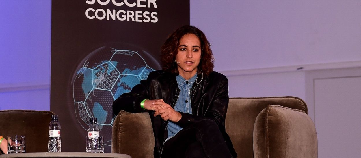 L'impacte d'#Orgullosa al World Soccer Congress