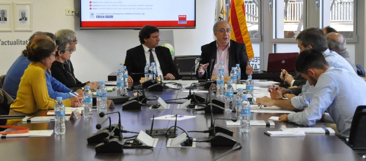 Nueva reunión de la Comisión de Ética Deportiva y Lucha contra la Violencia