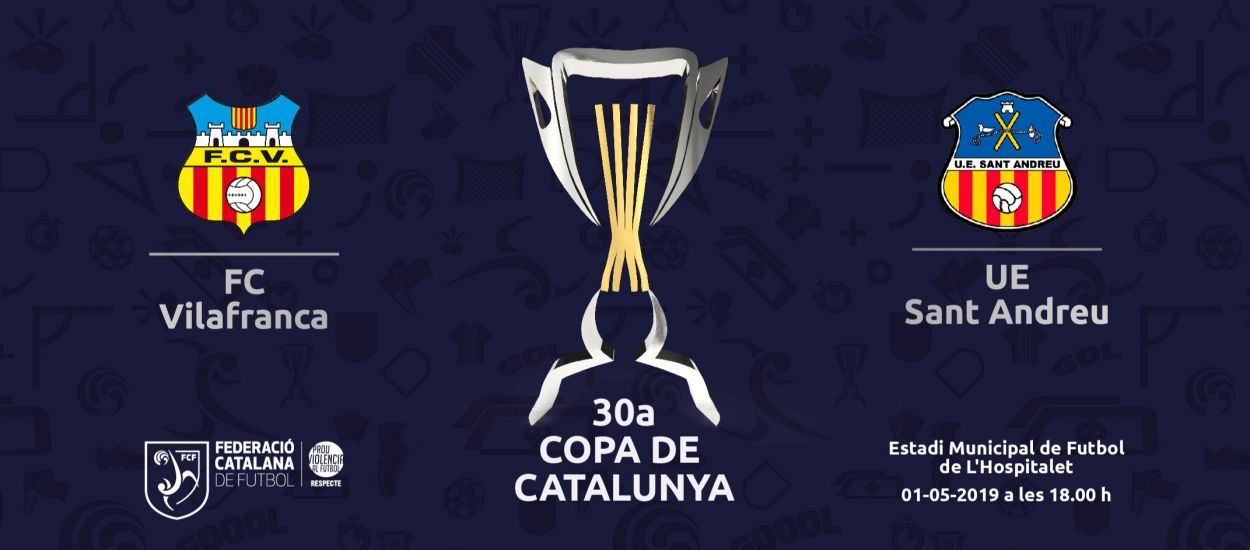 Entrades disponibles per a la final de la Copa Catalunya Absoluta