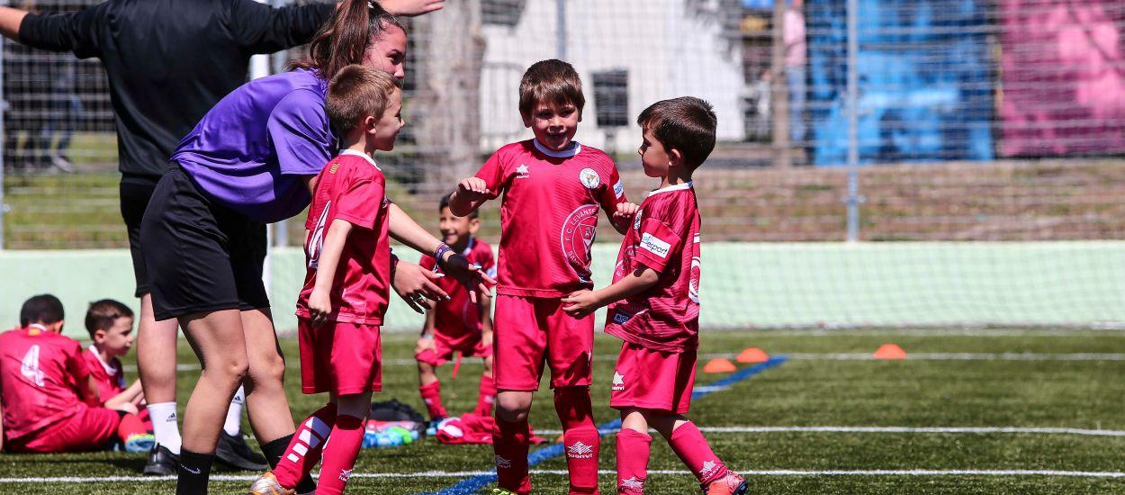 Aprenentatge i diversió en la Trobada de Debutants del Baix Llobregat