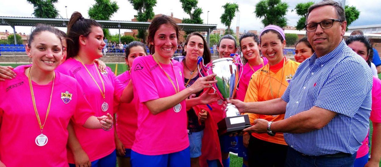 Celebrat el sorteig Copa Tarragona Femení de Futbol 7