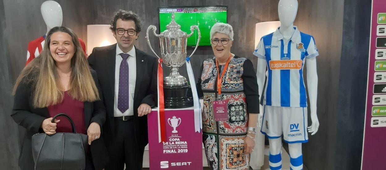 L'FCF, present a la final de la Copa de la Reina