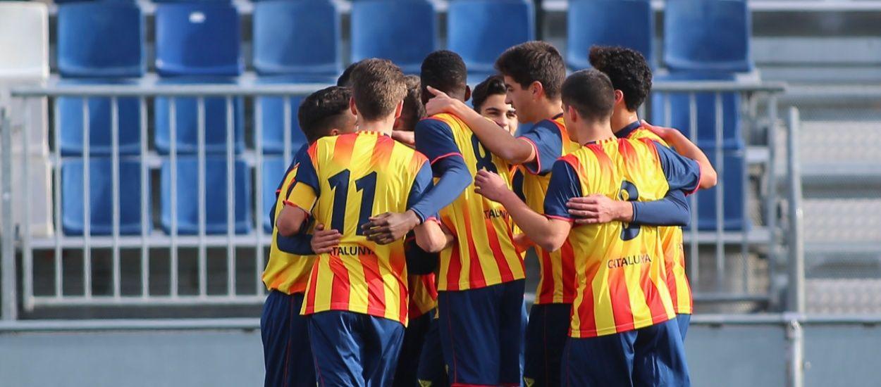 Tres catalans convocats amb la Selecció Espanyola sub 18 masculina