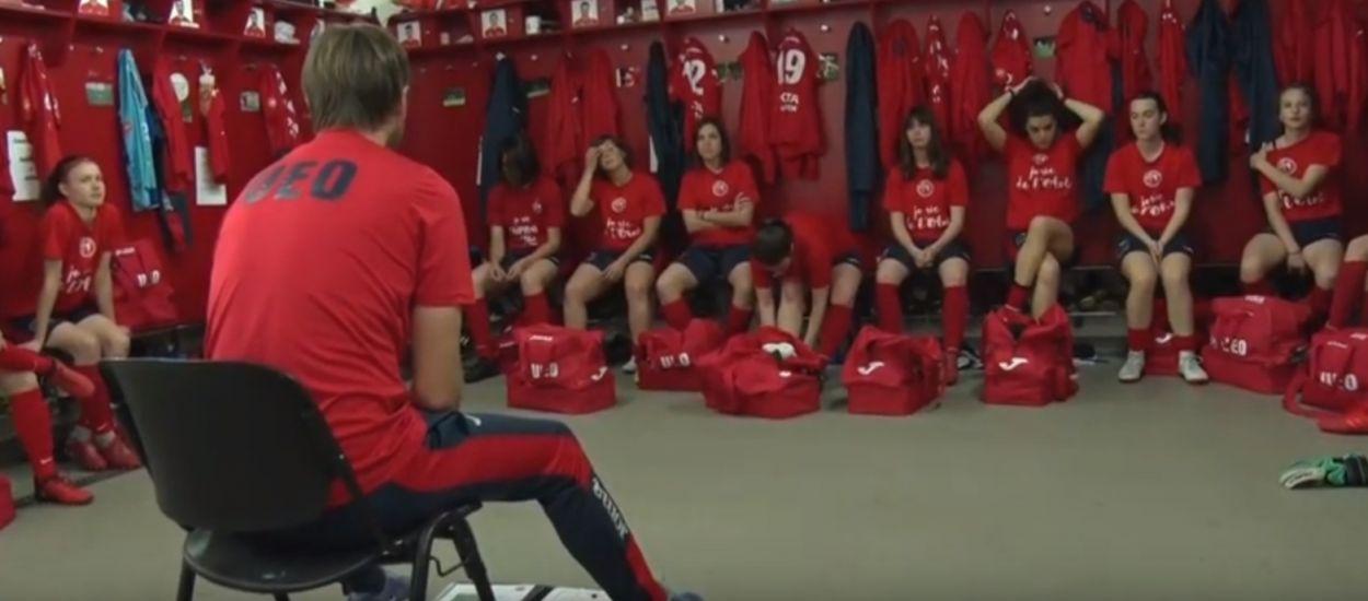UE Olot, convicció i constància per fer progressar el futbol femení