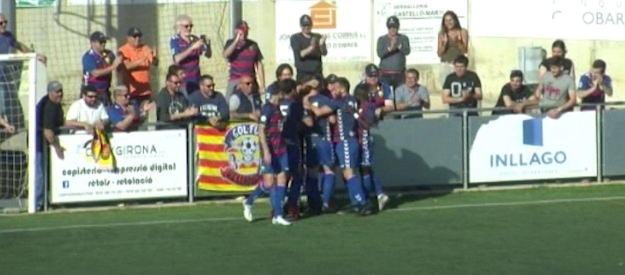 Resum i gols de la jornada 41 de la Tercera Divisió (Grup 5)