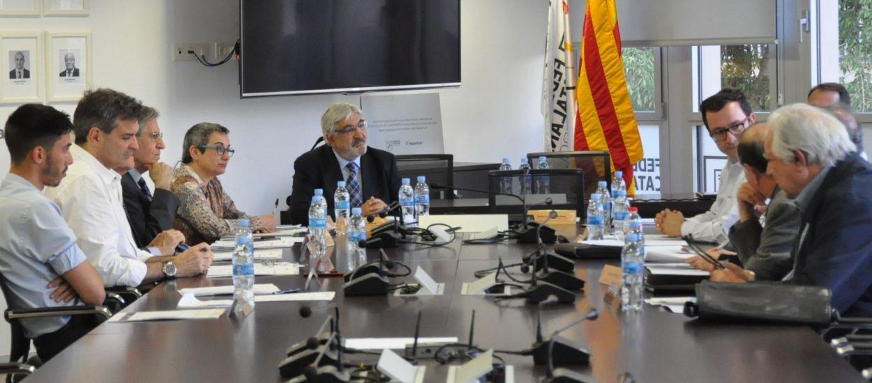 Reunión de la Comisión de Ética Deportiva y Lucha contra la Violencia