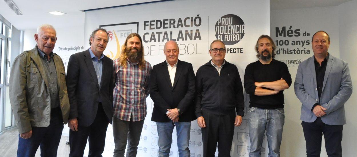 La UE Campdevànol presenta su centenario a la FCF