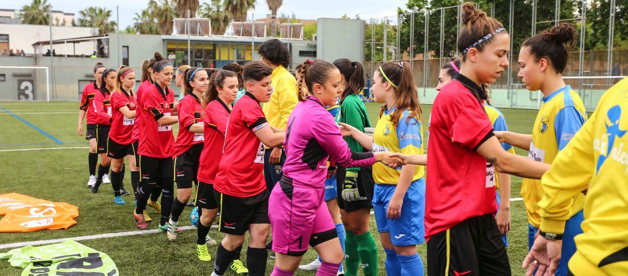 La Copa Catalunya Femenina enceta els quarts de final
