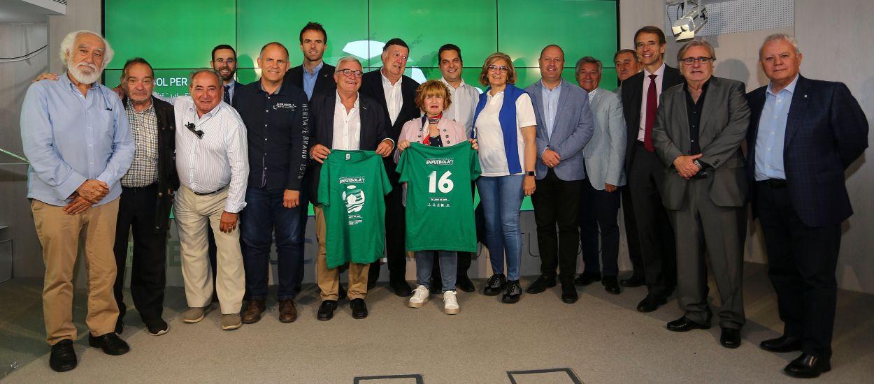 La 3a edició de l''Enfutbola't. Futbol per a tothom' superarà els 700 participants