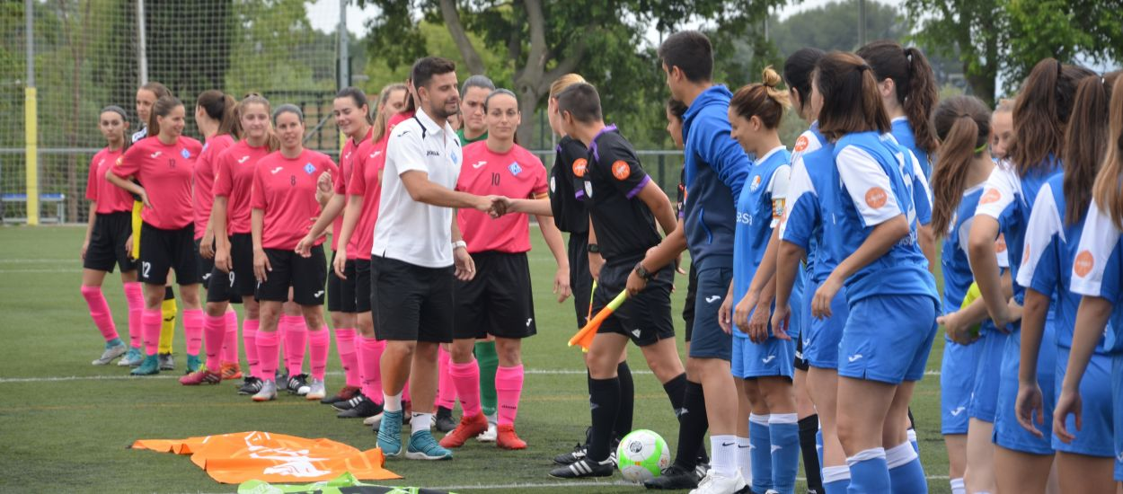 El Seagull i l'AEM, semifinalistes de la Copa Catalunya Femenina