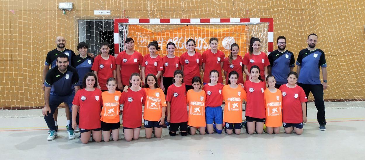 Tarragona protagonitza un cap de setmana replet de futbol sala