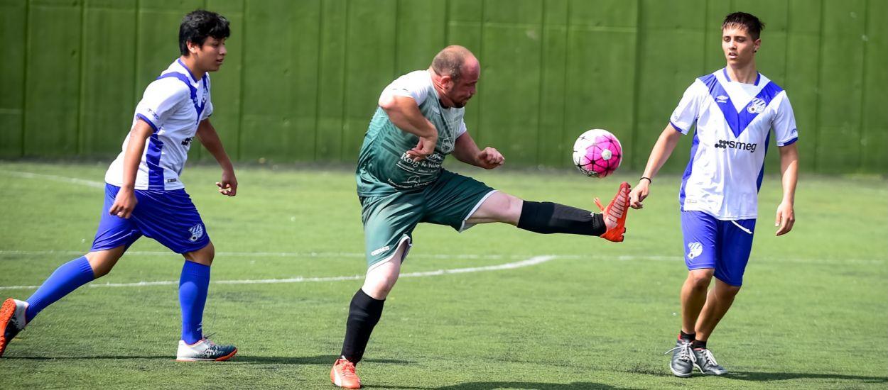 Més de 700 esportistes participaran a la 3a edició de l''Enfutbola't. Futbol per a tothom'