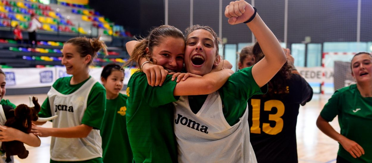 L'AE Les Corts UBAE s'adjudica la Copa Catalunya Cadet femenina