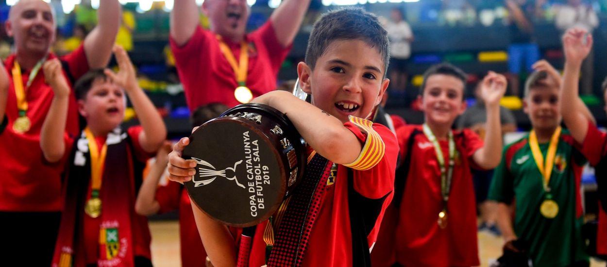 El Pallejà FS es proclama campió de Copa amb una remuntada antològica